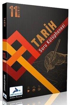 PRF Yayınları 11. Sınıf Tarih Soru Kütüphanesi
