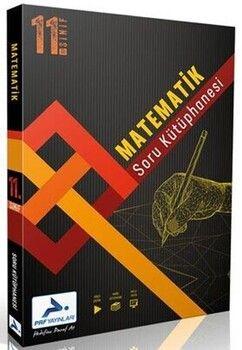 PRF Yayınları 11. Sınıf Matematik Soru Kütüphanesi