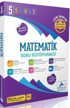 PRF Yayınları 5. Sınıf Matematik Soru Kütüphanesi