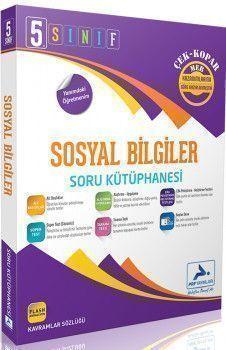 PRF Yayınları 5. Sınıf Sosyal Bilgiler Soru Kütüphanesi
