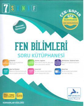 PRF Yayınları 7. Sınıf Fen Bilimleri Soru Kütüphanesi