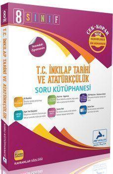 PRF Yayınları 8. Sınıf T.C. İnkılap Tarihi ve Atatürkçülük Soru Kütüphanesi