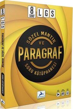 PRF Yayınları 8. Sınıf LGS Sözel Mantık ve Paragraf Soru Kütüphanesi