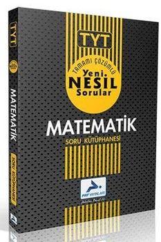 PRF Yayınları TYT Matematik Yeni Nesil Tamamı Çözümlü Soru Kütüphanesi