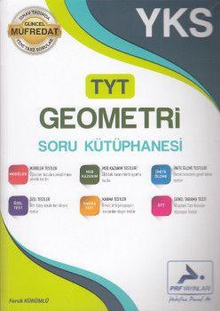 PRF Yayınları TYT Geometri Soru Kütüphanesi