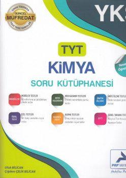 PRF Yayınları TYT Kimya Soru Kütüphanesi