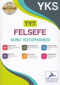 PRF Yayınları TYT Felsefe Soru Kütüphanesi