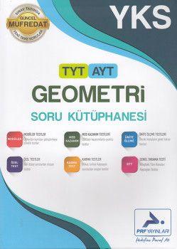 PRF Yayınları TYT AYT Geometri Soru Kütüphanesi