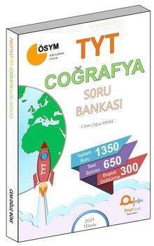 Proftest Yayınları TYT Coğrafya Soru Bankası