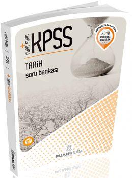 Puan Akademi 2018 KPSS Puan Puan Tarih Soru Bankası