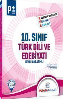 Puan Yayınları 10. Sınıf Türk Dili ve Edebiyatı Kök Konu Anlatımlı