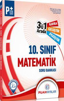 Puan Yayınları 10. Sınıf Matematik 3ü 1 Arada Soru Bankası
