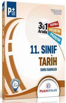 Puan Yayınları 11. Sınıf Tarih 3 ü 1 Arada Soru Bankası