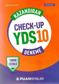 Puan Yayınları 2016 YDS 10 Deneme Tamamı Çözümlü