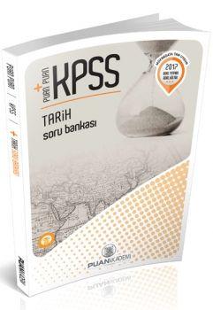 Puan Yayınları 2017 KPSS Puan Puan Tarih Soru Bankası