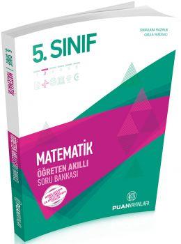 Puan Yayınları 5. Sınıf Matematik Öğreten Akıllı Soru Bankası