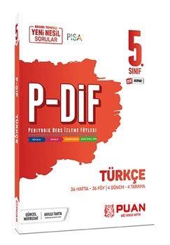Puan Yayınları 5. Sınıf Türkçe BTS Beceri Temelli Soru Bankası