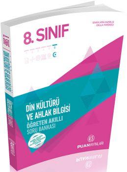 Puan Yayınları 8. Sınıf Din Kültürü ve Ahlak Bilgisi Öğreten Akıllı Soru Bankası