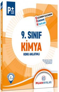 Puan Yayınları 9. Sınıf Kimya Kök Konu Anlatımlı