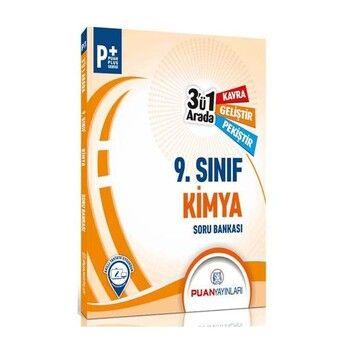 Puan Yayınları 9. Sınıf Kimya 3 ü 1 Arada Soru Bankası
