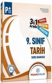 Puan Yayınları 9. Sınıf Tarih 3 ü 1 Arada Soru Bankası
