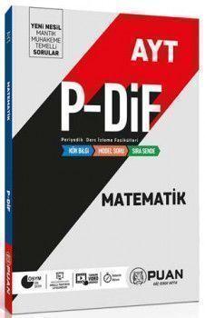 Puan Yayınları AYT Matematik PDİF Konu Anlatım Fasikülleri