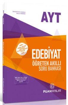 Puan Yayınları AYT Edebiyat Öğreten Akıllı Soru Bankası