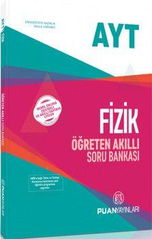 Puan Yayınları AYT Fizik Öğreten Akıllı Soru Bankası