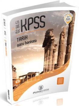 Puan Yayınları KPSS 2017 Öz Bilgi Tarih Soru Bankası