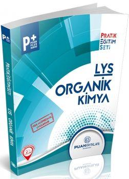 Puan Yayınları LYS Organik Kimya Puan Plus Pratik Eğitim Seti