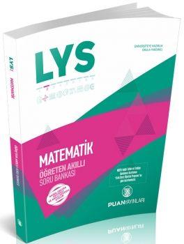 Puan Yayınları LYS Matematik Öğreten Akıllı Soru Bankası