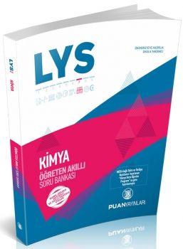 Puan Yayınları LYS Kimya Öğreten Akıllı Soru Bankası