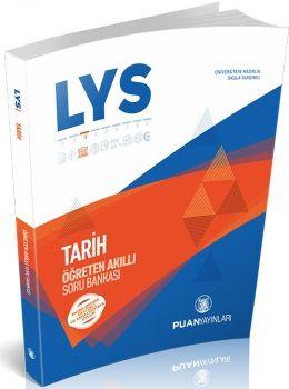 Puan Yayınları LYS Tarih Öğreten Akıllı Soru Bankası