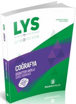Puan Yayınları LYS Coğrafya Öğreten Akıllı Soru Bankası