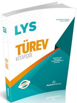 Puan Yayınları LYS Türev Kitapçığı