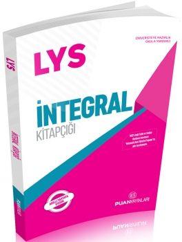 Puan Yayınları LYS İntegral Kitapçığı