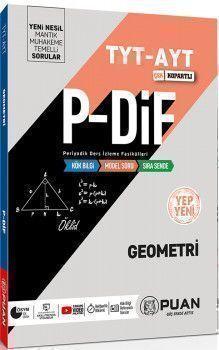 Puan Yayınları TYT AYT Geometri PDİF Konu Anlatım Fasikülleri
