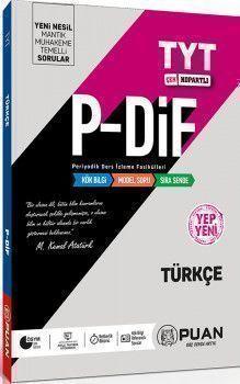 Puan Yayınları TYT Türkçe PDİF Konu Anlatım Fasikülleri