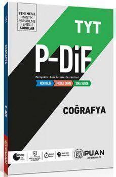 Puan Yayınları TYT Coğrafya PDİF Konu Anlatım Fasikülleri