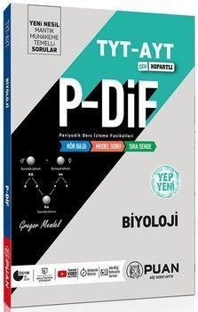 Puan Yayınları TYT AYT Biyoloji PDİF Konu Anlatım Fasikülleri