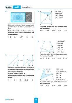 Puan Yayınları TYT AYT Geometri Zor Soru Bankası