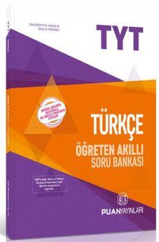 Puan Yayınları TYT Türkçe Öğreten Akıllı Soru Bankası