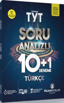 Puan Yayınları TYT Türkçe Soru Analizli 10 Artı 1 Deneme