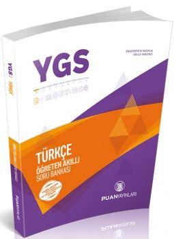 Puan Yayınları YGS Türkçe Öğreten Akıllı Soru Bankası