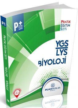 Puan Yayınları YGS LYS Biyoloji Puan Plus Pratik Eğitim Seti