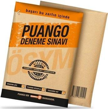 Puango Yayınları TYT AYT Paket Deneme