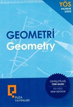 Puza Yayınları 2017 YÖS Hazırlık Serisi Geometri Soru Bankası