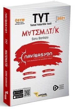 Rasyonel Yayınları TYT Navigasyon Matematik Soru Bankası