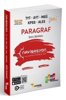 Rasyonel Yayınları Tüm Sınavlar İçin Paragraf Navigasyon Soru Bankası