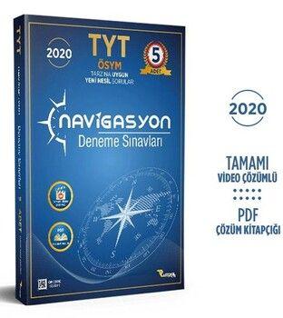 Rasyonel Yayınları TYT Tüm Dersler Navigasyon 5 li Deneme